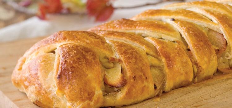Венское лакомство – Яблочный штрудель