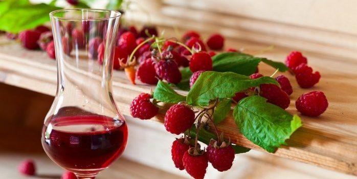 Как сделать вино из малины? Делаем вкусное домашнее малиновое вино