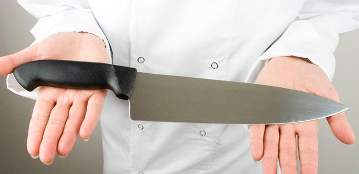 Как хорошо заточить нож. Как точить нож при помощи точилок или без них.