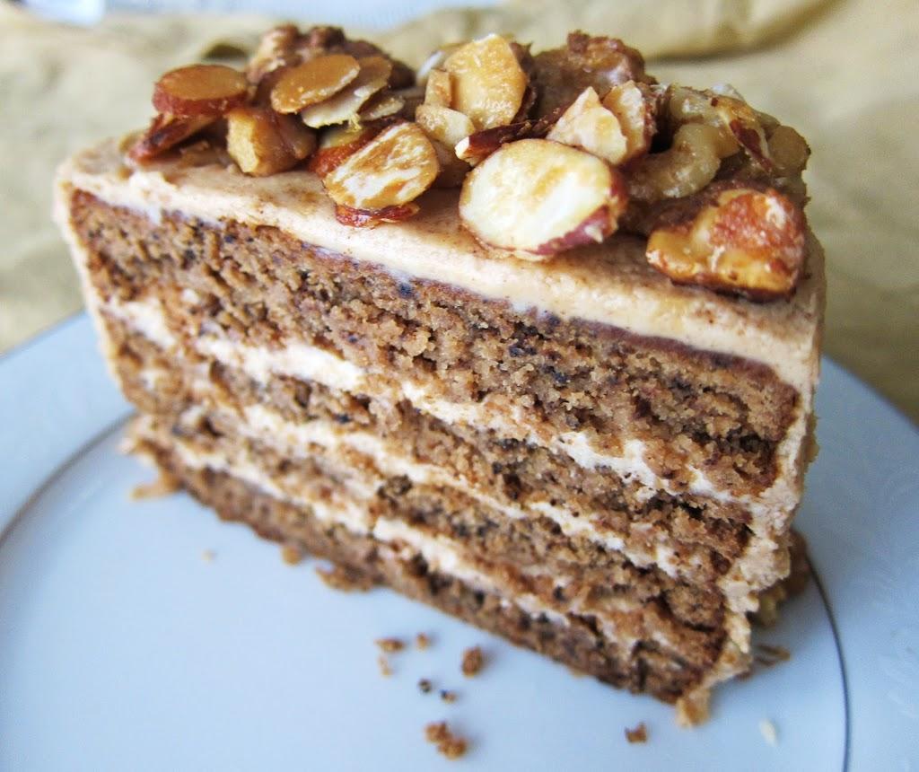 Ореховые торты рецепты с фото