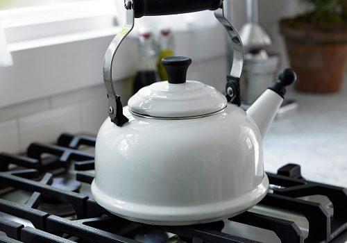 Как очистить пригоревший чайник и как чистить чайник от накипи и нагара.