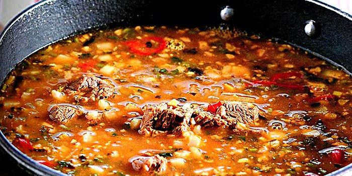 Суп Харчо. Рецепт приготовления