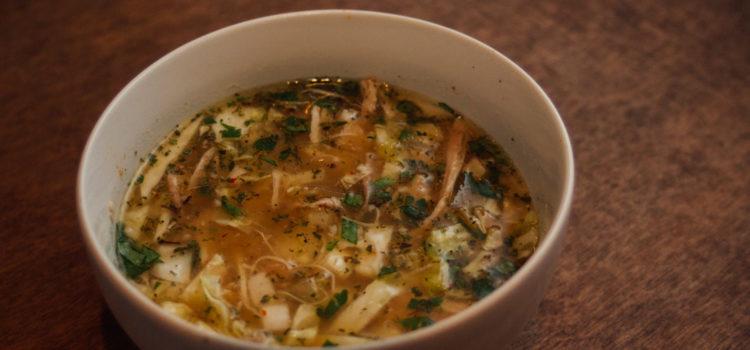 Холостяцкий суп