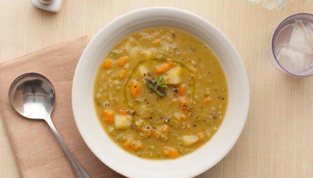 Гороховый суп без прикрас