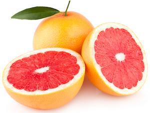 Грейпфрутовый кап