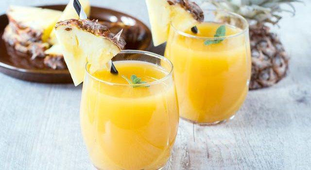 Апельсиново-ананасовый кап