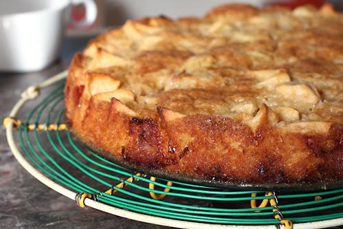 Торт «Яблочный»